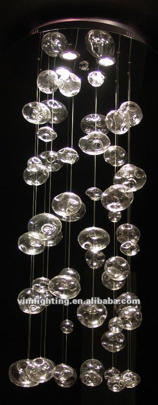 Murano Glass Bubble Chandelier Md 2615 4s Product On Alibaba