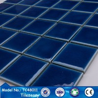 Dark Blue Tile | Tile Design Ideas