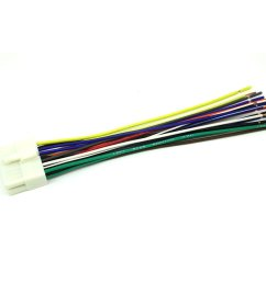 buy clarion 16 pin car stereo radio wiring wire harness skcl16 21 in clarion wiring harness car stereo 16 pin wire connector mobilistics [ 1100 x 1100 Pixel ]