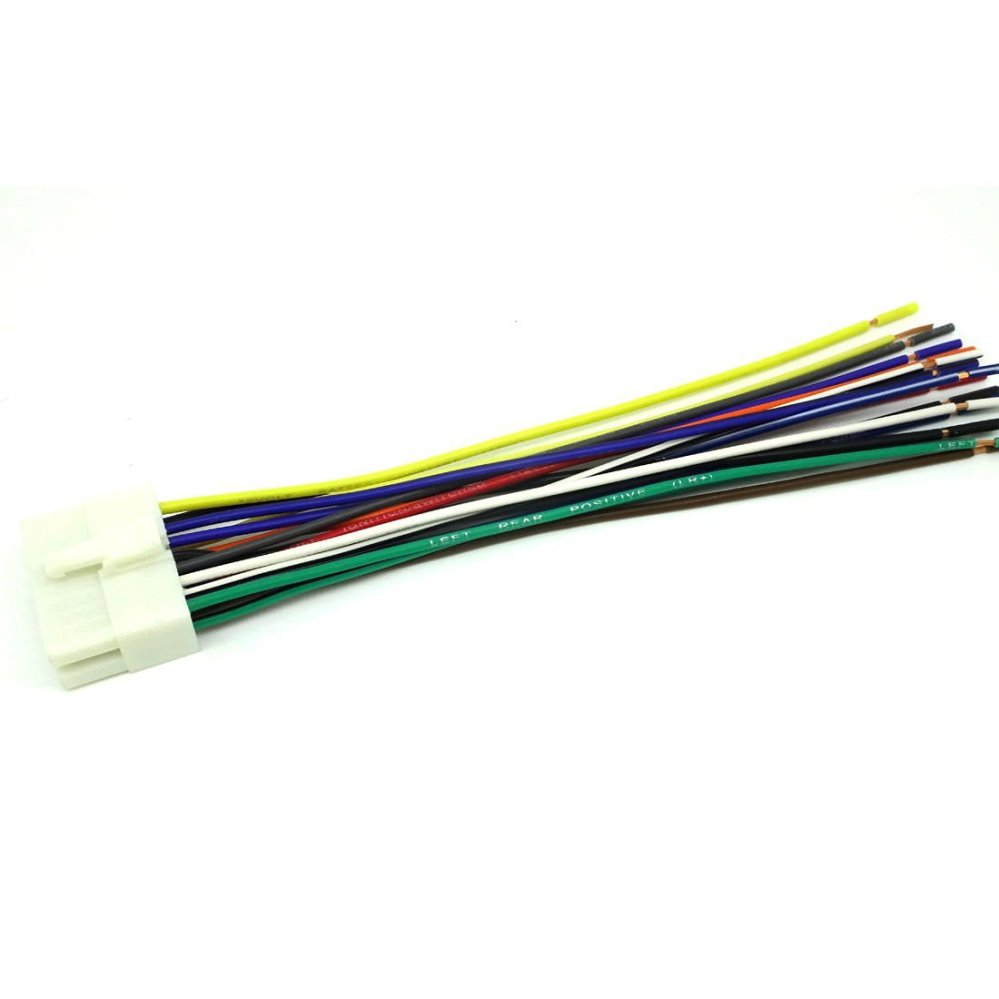 medium resolution of buy clarion 16 pin car stereo radio wiring wire harness skcl16 21 in clarion wiring harness car stereo 16 pin wire connector mobilistics