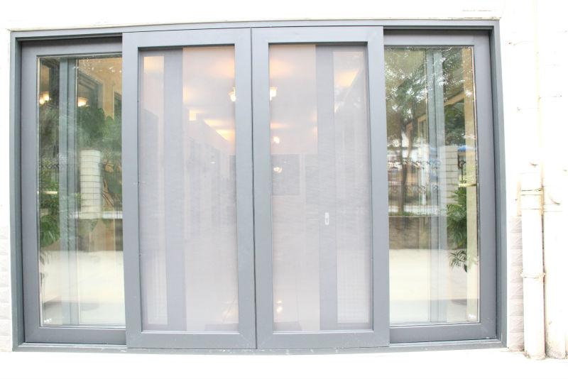 Aluminium Profile Sliding Door Balcony French Doors