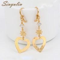 New Design Of Gold Earrings | www.pixshark.com - Images ...