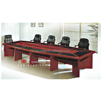 oval office chair spandex covers calgary mdf conference table meeting guangzhou everpretty executive furniture