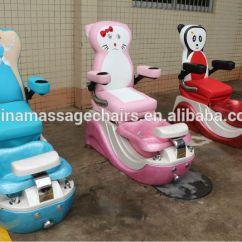 Kids Spa Chair Light Grey Accent Small Size Salon F531 B Buy