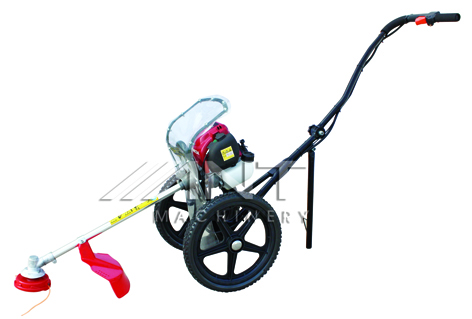 Ant35 Grass Cutter On Wheels Manual Grass Cutter Machine