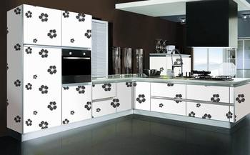 Small Kitchen Cupboard Cabinet Vinyl Wrap Design  Buy