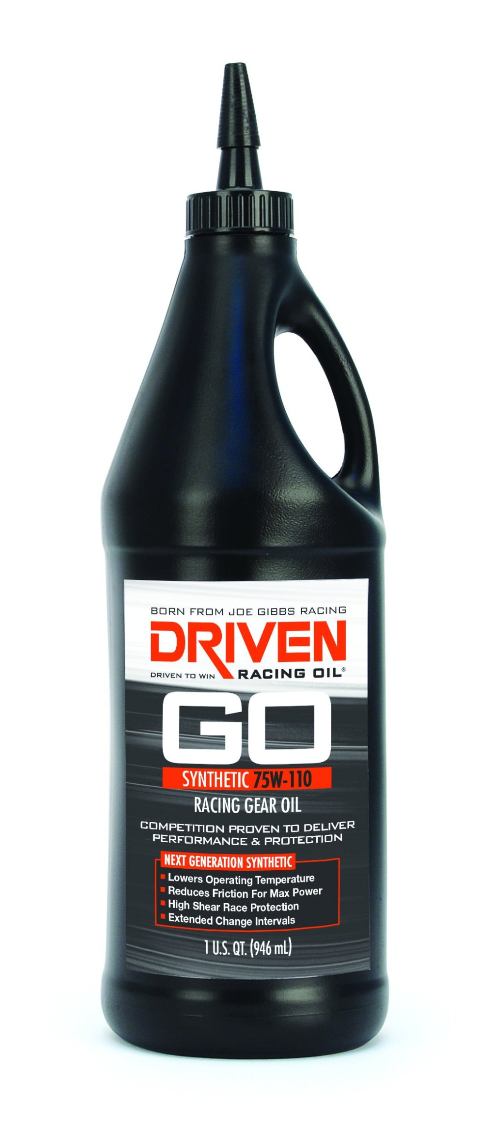 medium resolution of get quotations joe gibbs driven racing oil 00630 75w 110 synthetic gear oil 1 quart bottle