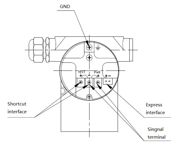 Explosion Proof Remote Differential Pressure Transmitter