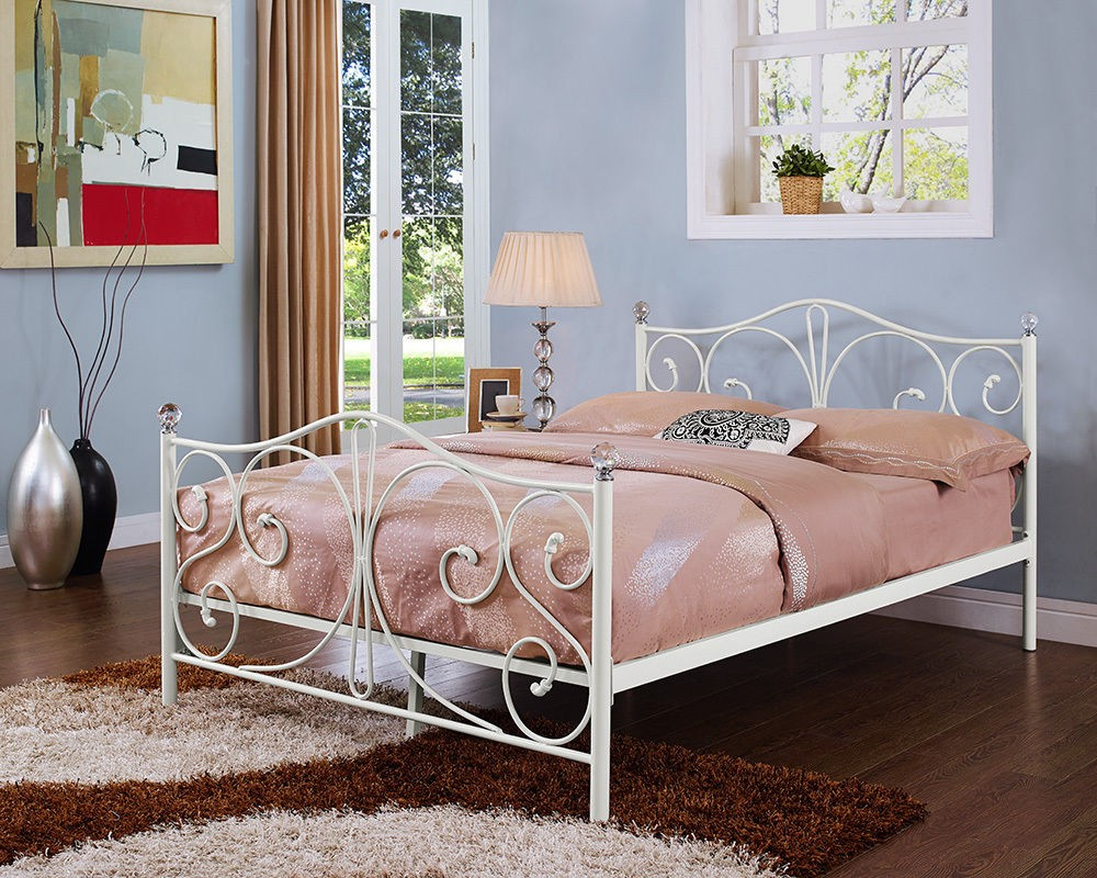 Rococo French Provincial Double Bed Frame Furniture Rocco Beds  Buy Rocco BedsFurniture Used