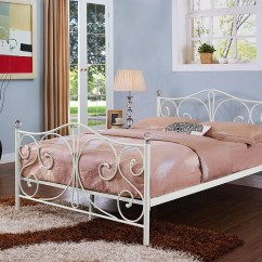 Grey And White Sofa Bed Beds Futons Sydney Rococo French Provincial Double Frame Furniture Rocco ...