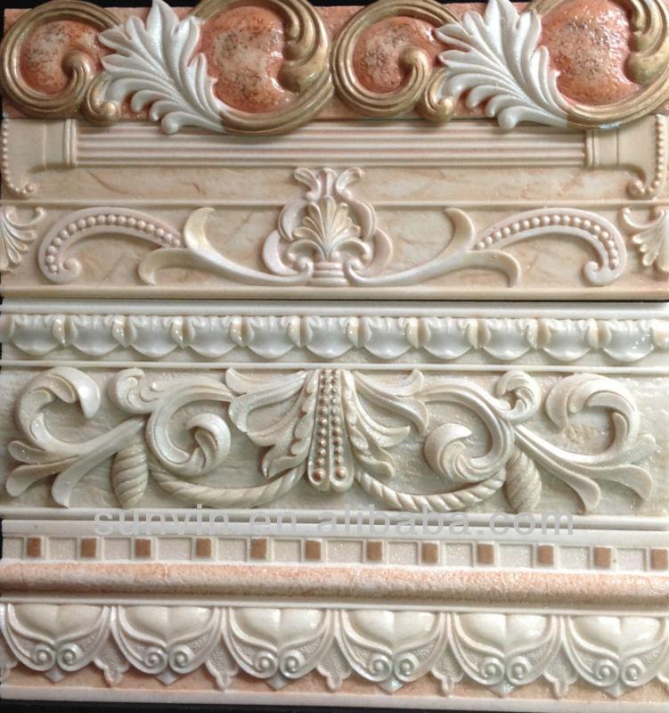 decorative tile borders | iron blog