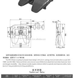 trailer part fifth wheel semi truck hitch car truck wheel kingpin chair [ 1000 x 1395 Pixel ]