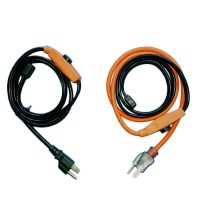 Usa Plug Water Pipe Heating Cable With Temperature ...