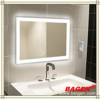 Fog Free Bathroom Mirror | fresca platinum fpmr7538wh due ...