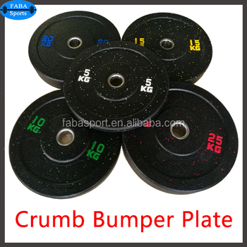 crumb bumper plates gym weight plate olympic 350x350
