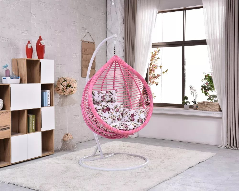 chaise a bascule 1 place pour chambre a coucher fauteuil suspendu prix bon marche buy chaise pivotante pour chambre a coucher chaise pivotante a bas