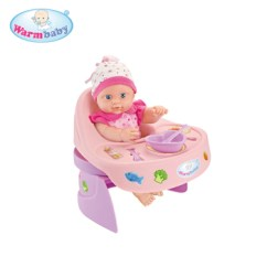 Revolving Chair For Baby Walmart Mickey Mouse Table And Chairs Warm Toys Cute 12 Inch Reborn Toddler Doll With