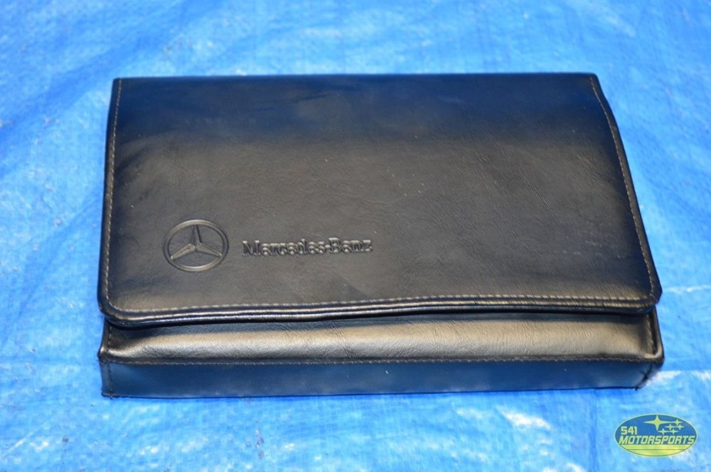 medium resolution of get quotations 97 mercedes benz c class c230 owners manual case extras w202 1997