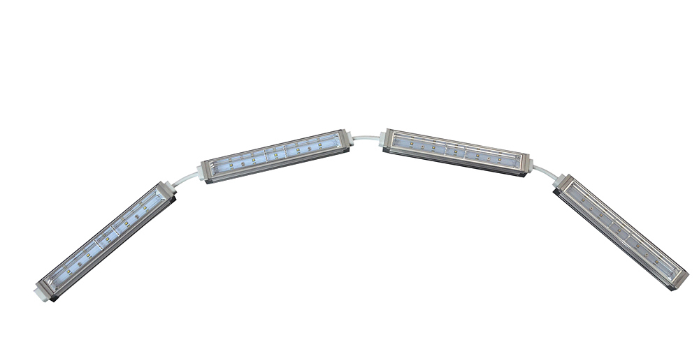 Indoor Flexible Cove Light Led Linear Reflector Led Wall