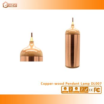 Vintage Pendant Light Decorative Copper Pendant Light With