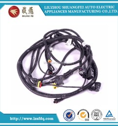 dump truck wire harness and trailer harness asm rr object alarm sen wrg [ 1000 x 1000 Pixel ]