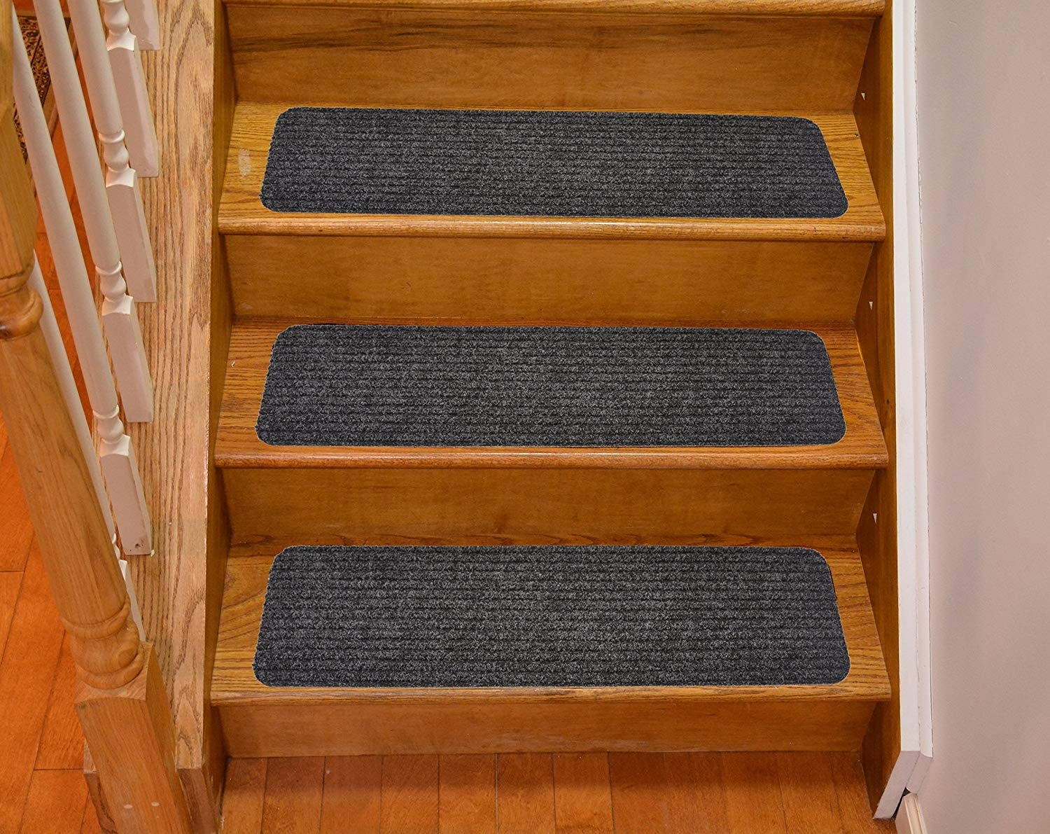 Cheap Rubber Stair Treads Indoor Find Rubber Stair Treads Indoor | Grey Carpet Treads For Stairs | Wool Carpet | Indoor Outdoor | Skid Resistant | Custom Stair | Rugs