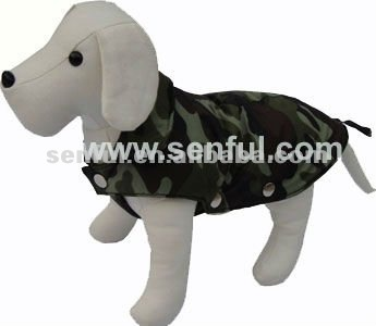 Stylish Dog Jacket Pet Clothes Dog Down Jacket