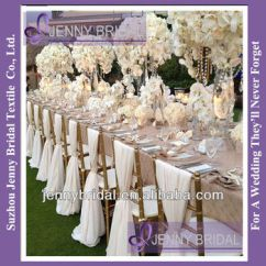 Where To Buy Chair Sashes Workout Video Sh043a New Hot Sale Ivory Chiffon Chiavari Sash Cover For Wedding