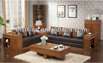 wooden sofa living room mirrors for rooms relaxing solid wood set southeast asian comfortable furniture