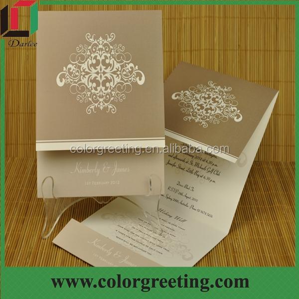 Gold Wedding Invitations Top Grade Cards Whole Golden Invitation