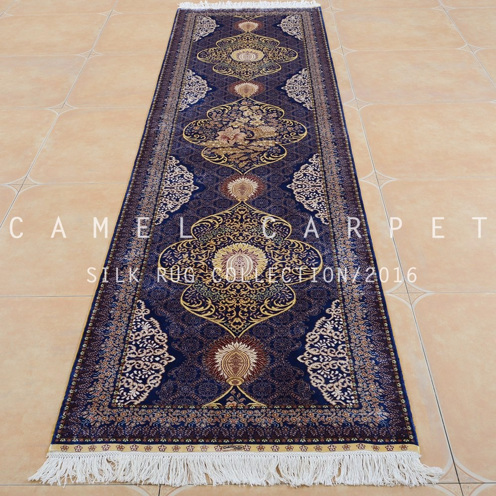 Arabischer Teppich Muslimischen Arabischen Teppich Handarbeit Persischen Stil Dark Blue Traditionelle Teppich Läufer Buy Traditionellen Teppich Läufer Traditionellen