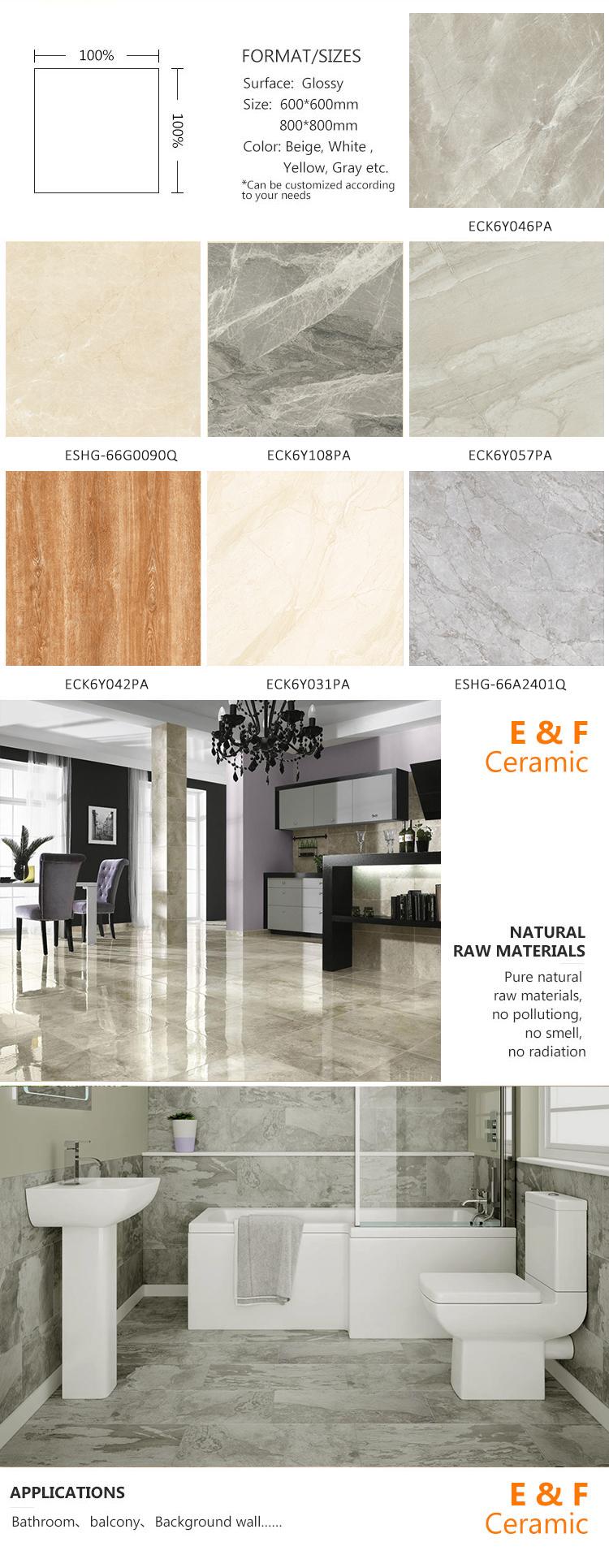 deep brown wood effect wall floor bathroom tile design ideas 600 600mm wood color look full polished glazed ceramic tile buy full polished glazed