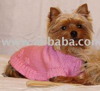 Handmade Knitted Dog Clothes