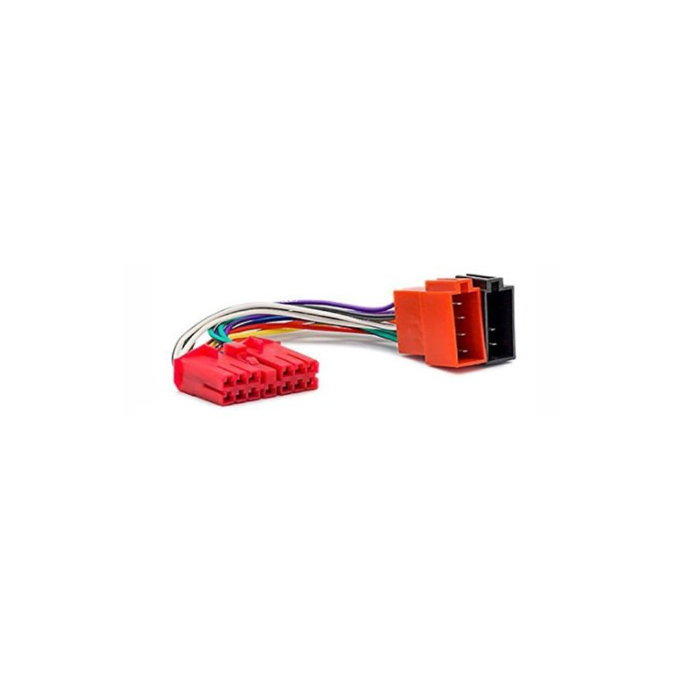medium resolution of get quotations autostereo car audio installtion cable iso car stereo radio audio cable 12 137 iso standard