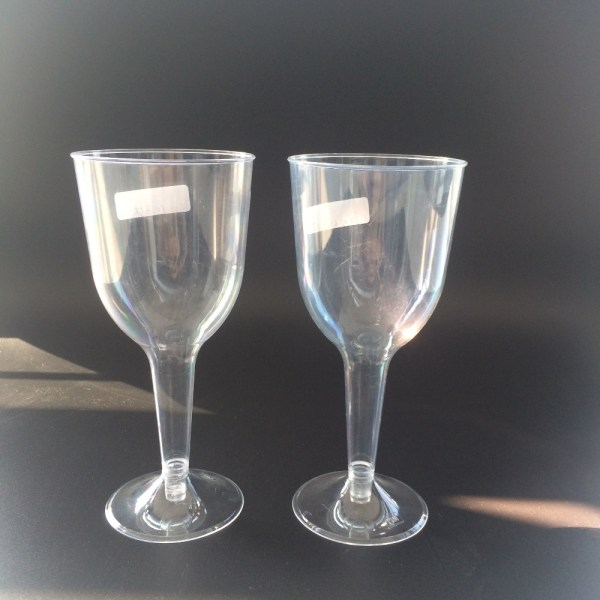 Promotional Disposable Cheap Plastic 10 Oz Water Goblet