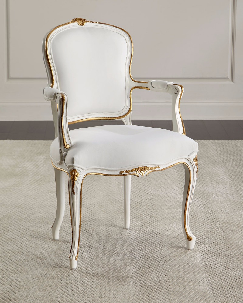 Antique Accent Chairs Adelise Accent Chair Louis Xv Style Floral Carvings Gilded Accents Upholstery French Antique Buy Hotel Tub Chair Dining Chair Restaurant Furniture