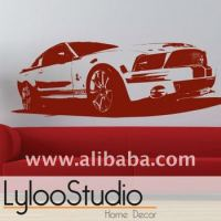 "Wall Decal ""mustang Shelby"""