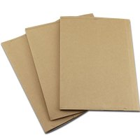 A4 Size File Holder Kraft Paper Pocket Folder