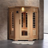 Outdoor Steam Room/sauna Steam Shower Room /wood Sauna ...
