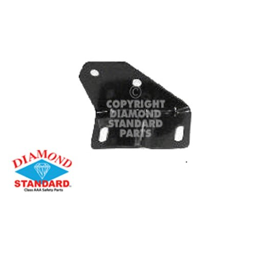 small resolution of crash parts plus front left bumper bracket for 1993 1997 ford ranger fo1066125