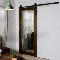 Prefinished Home Mirror Modern Sliding Barn Doors - Buy ...