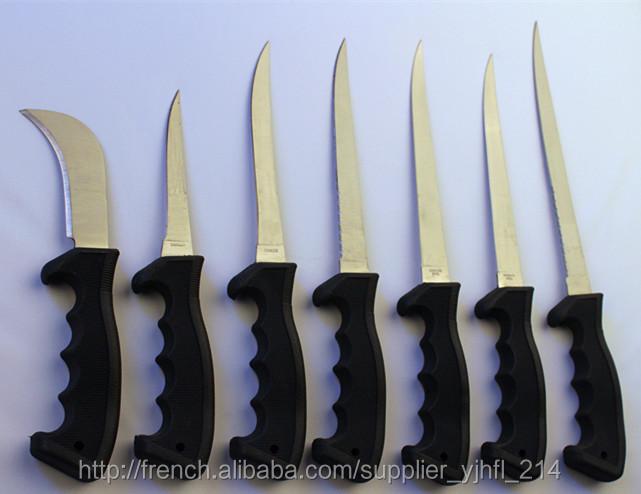 Fillet Knife Blade Blanks