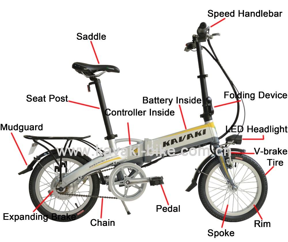 Factory Assembled Kits For Ebike 48v 2000w Electric Bike