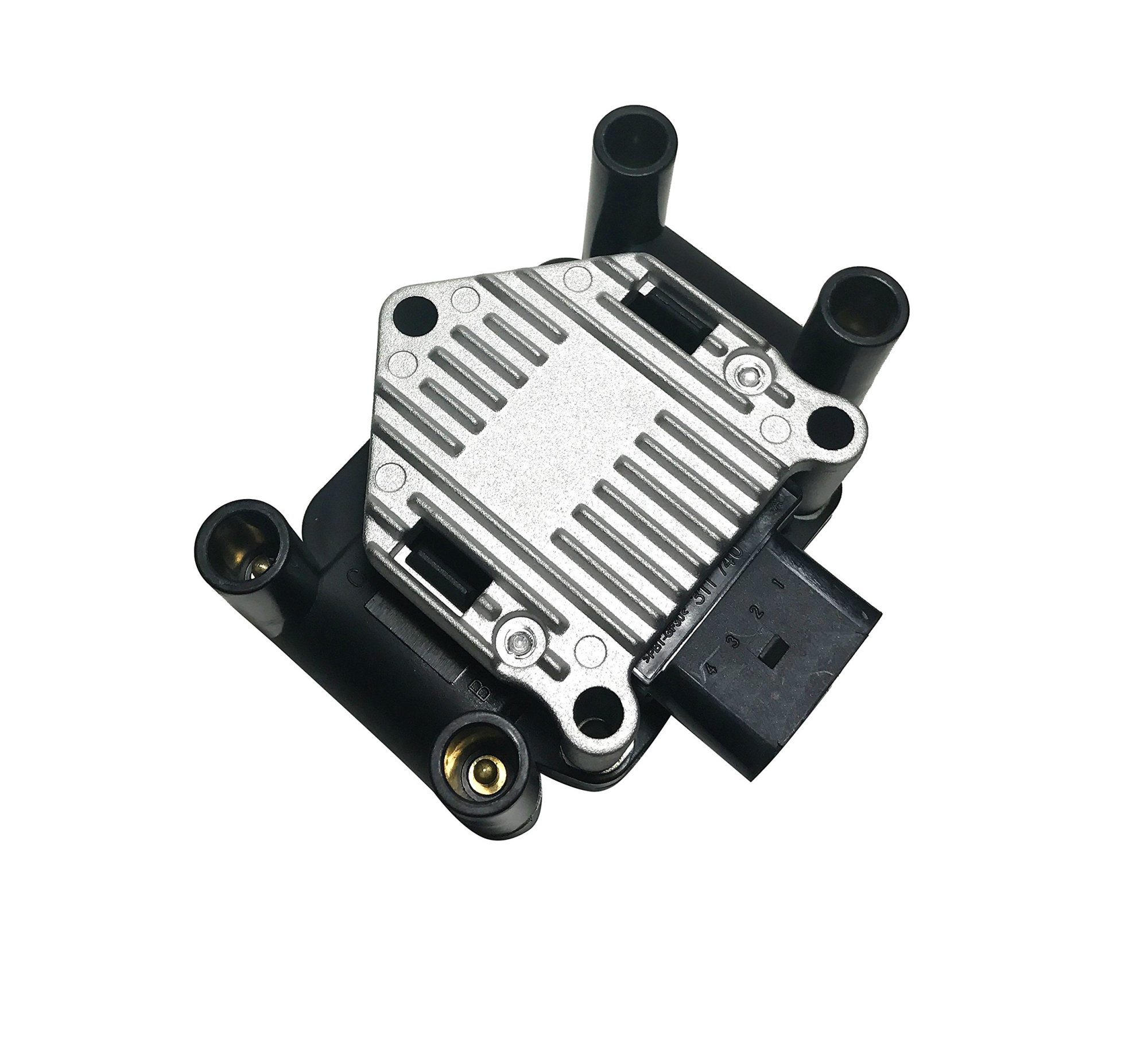hight resolution of get quotations ignition coil pack fits 1999 2000 2001 volkswagen golf jetta beetle