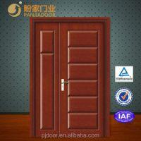 Modern Wooden Main Double Door Design-wpj-802 - Buy Wooden ...