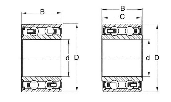 KSC brand long life AC air conditioner compressor clutch