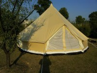 Canvas Tent | www.imgkid.com - The Image Kid Has It!