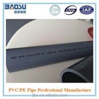 16 Inch Diameter Pvc Pipe