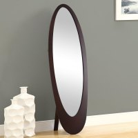 Modern Living Room Mirror Stand - Buy Oval-shaped Mirror ...