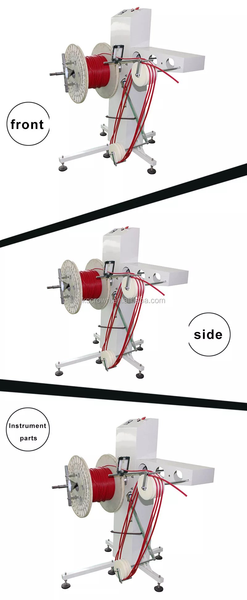 hight resolution of automatic wire feeder motor for wire cut stripping feeding system